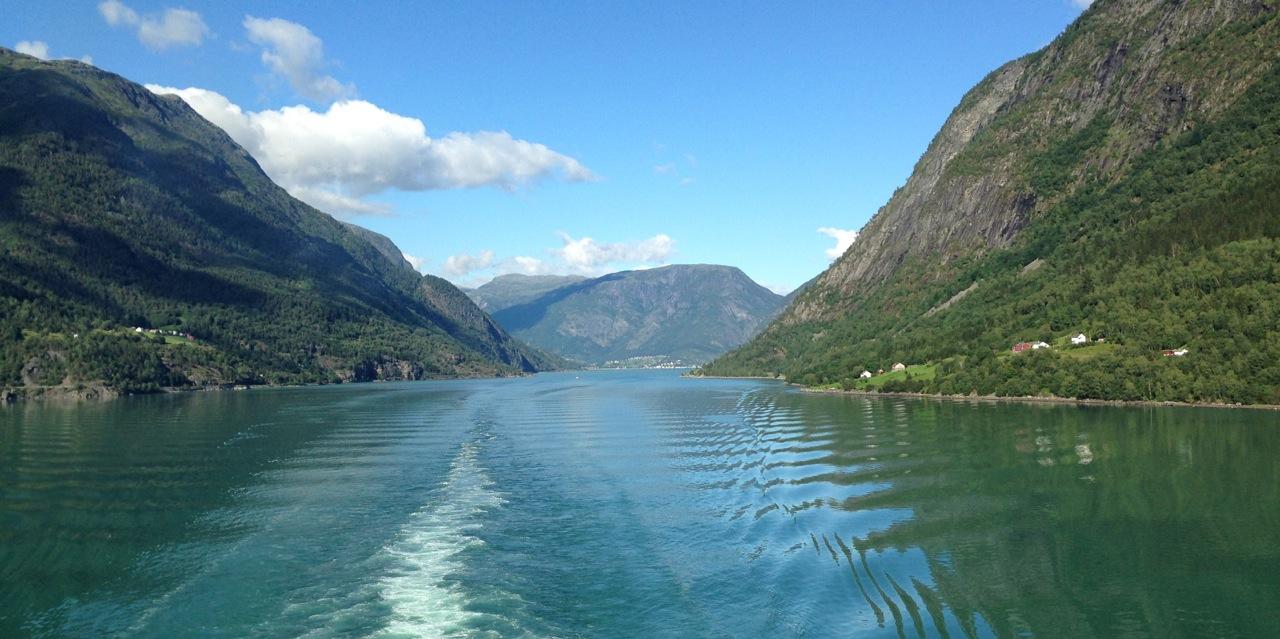 Impro Schiff Norwegen